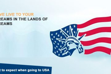 What to expect when going to USA